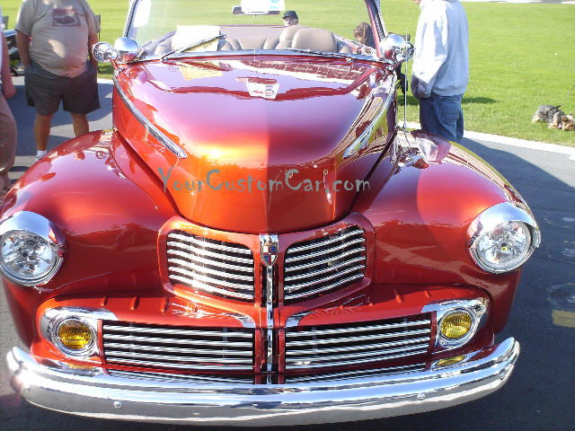 47 Lincoln 55 Cadillac