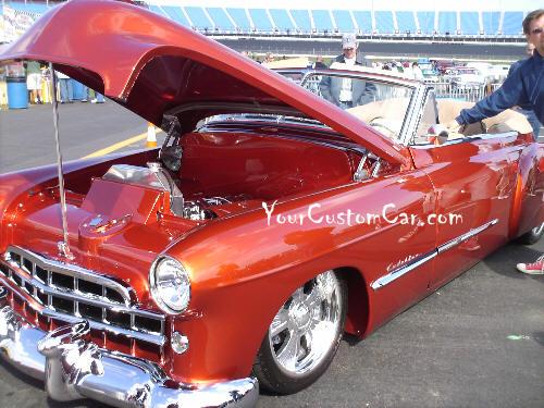 Custom 48 Cadillac
