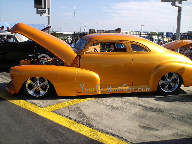 48 Chevy Hot Rod