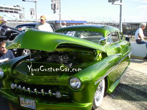 Custom 49 Mercury