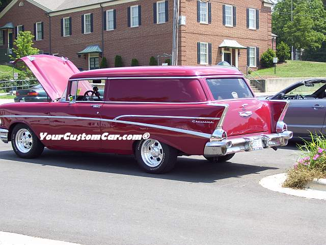 57 Chevy Delivery