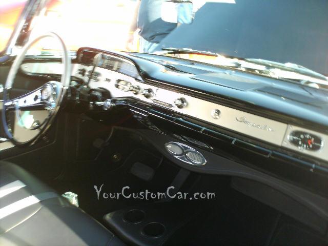 58 Impala Interior