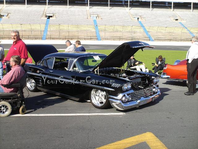 Black 58 Impala