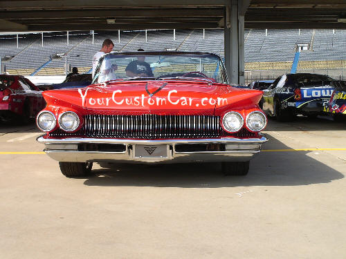 60 Buick Front