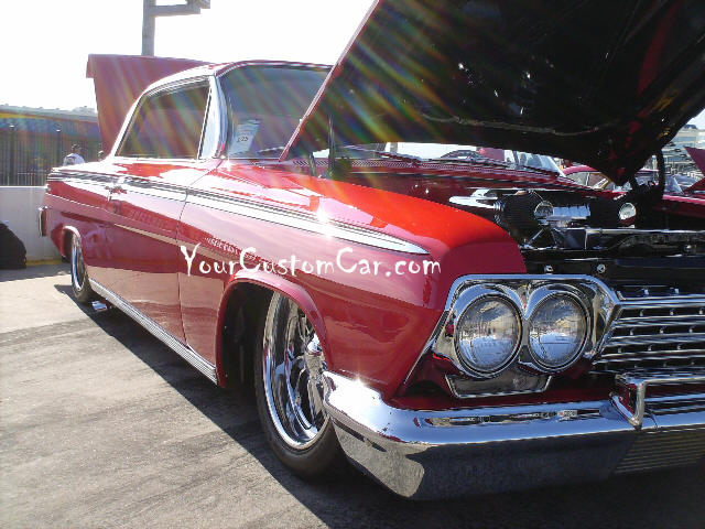 1962 Impala Street Rod
