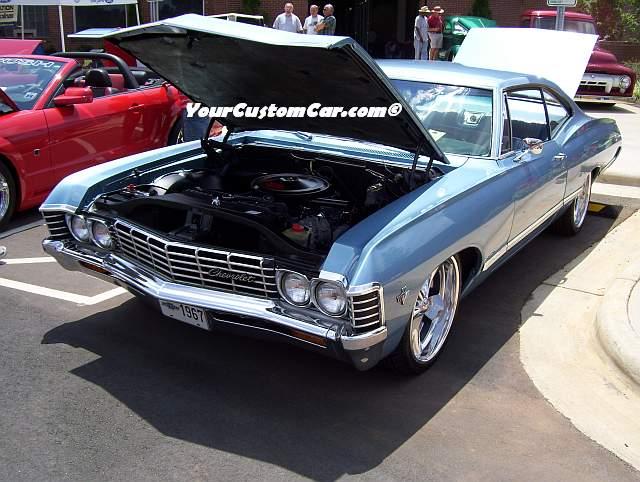 67 Chevy Impala. 1967 Chevrolet Impala