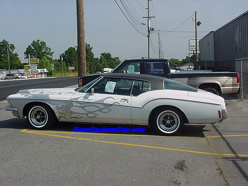 71 Buick Riviera That We Built And Sold