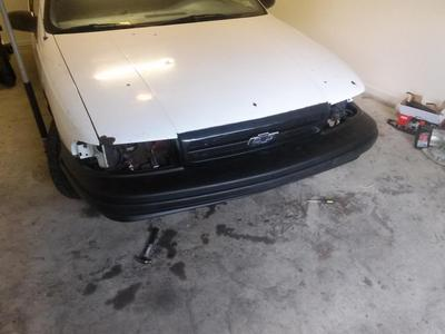 new bumper
