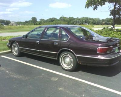 My 95 caprice