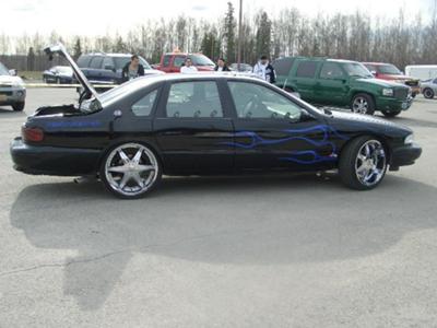 Nate Washington S Custom 96 Impala