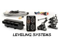 Accuair e level air suspension leveling system