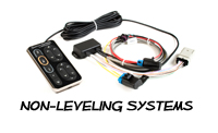 AccuAir Non Leveling Air Suspension Controllers and Kits