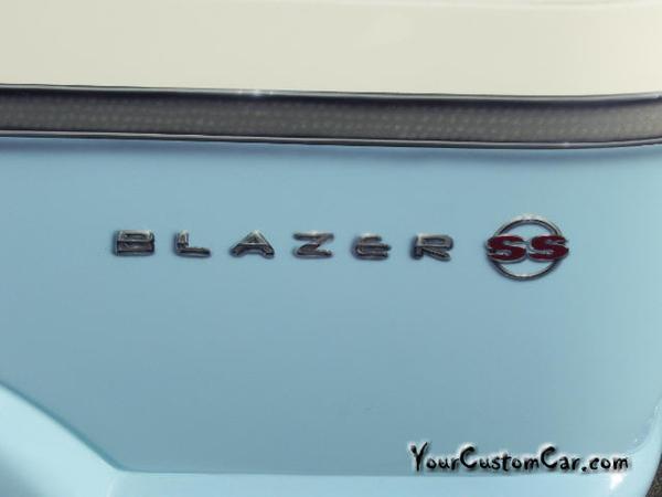 Super Sport Blazer