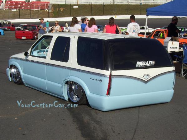 Chevrolet Blazer SS