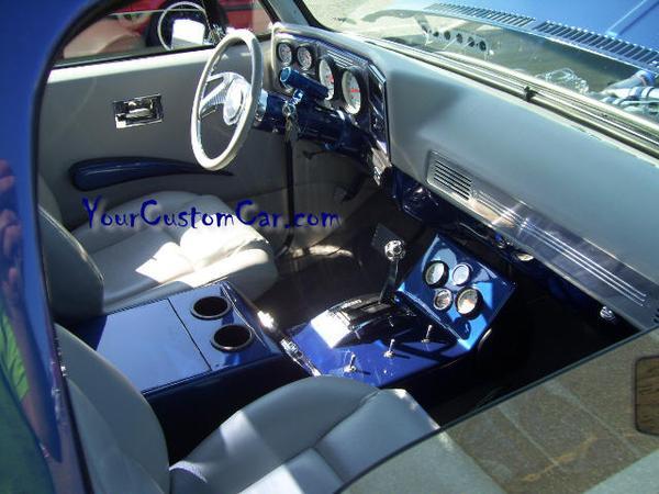 Custom truck interior design for Custom truck interior design