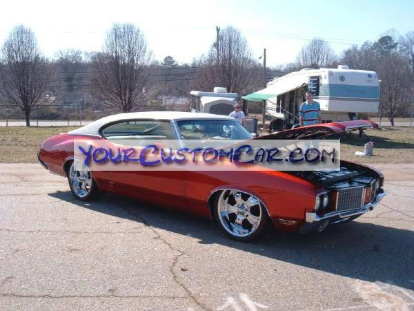 Custom Cutlass