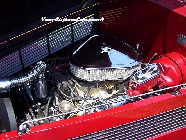 Custom Chevy Coupe