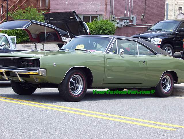 Green Charger RT