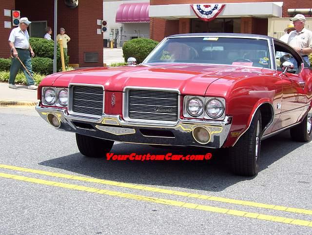 1970 Oldsmobile Cutlass S