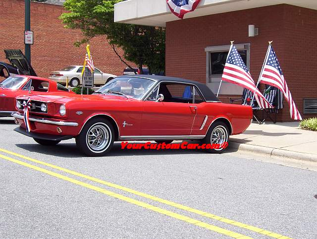 All American Mustang