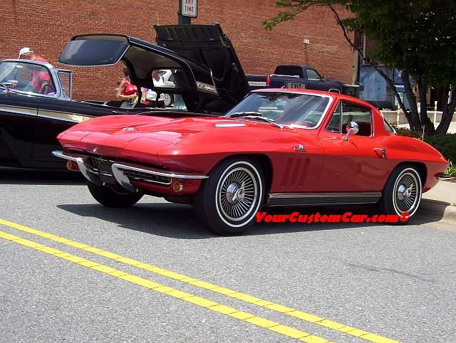 66 Corvette Stingray Coupe