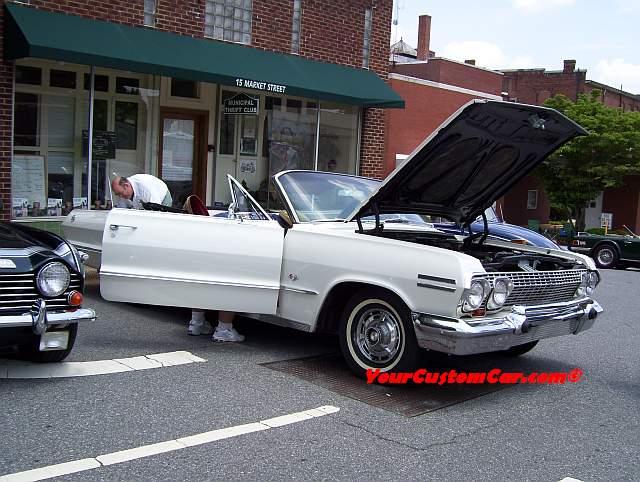 1963 Impala Convertible