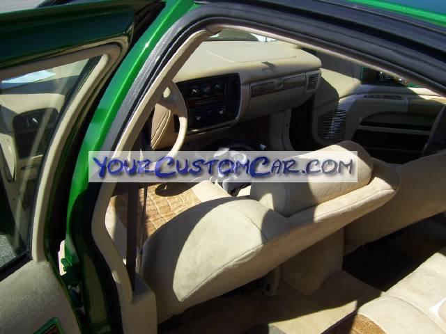Custom Green 96 Impala SS