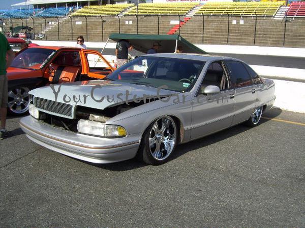 Custom Bagged Chevrolet Caprice