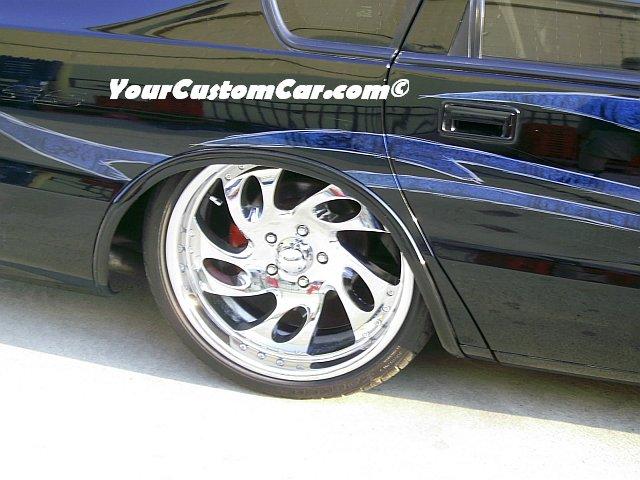 Polished Aluminum Wheel example