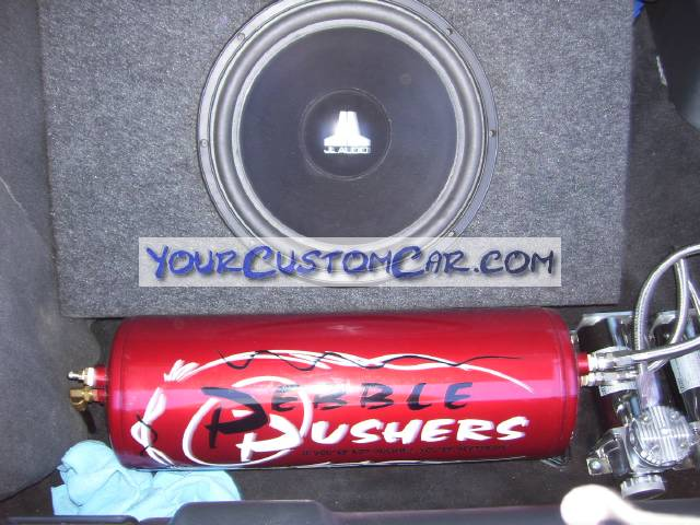 Custom Chevy Blazer