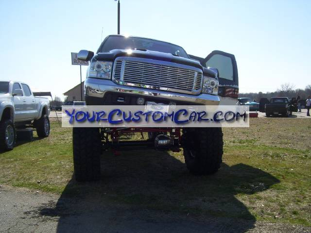 Ford Lift Kit
