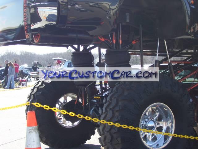 Kicker Truck