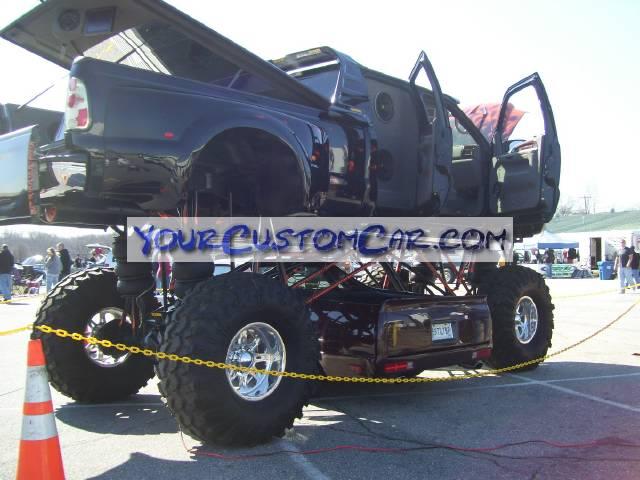 Custom Kicker Truck