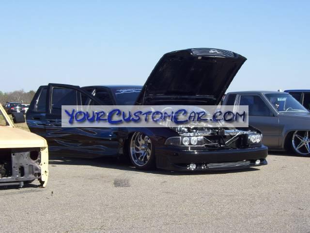 Adam's 96 Impala SS