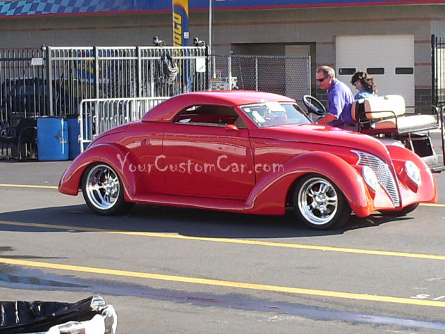 Red Hot Hot Rod
