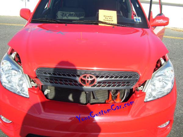Custom Toyota Import