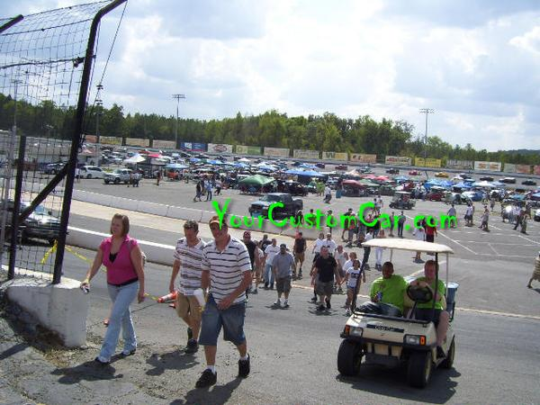 Saturday Car Show