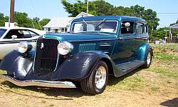 34 Plymouth Sedan