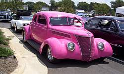 37 Ford Two Door