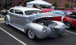 1939 1940 Ford Two Door