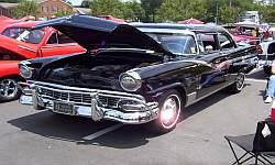 56 Ford Club Sedan