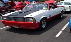 1981 Chevy El'Camino