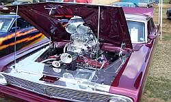 Blown Chevrolet Nova