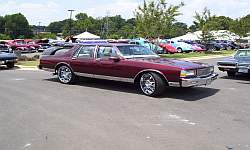 Chevrolet Caprice on 22s