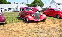 Custom Ford Coupe