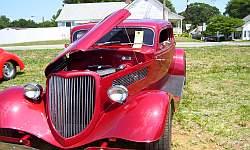 Chevy Coupe Custom