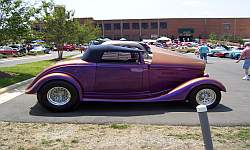Custom Ford Roadster