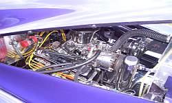 Custom Pontiac Silver Streak