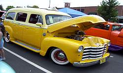 Taxi Street Rod