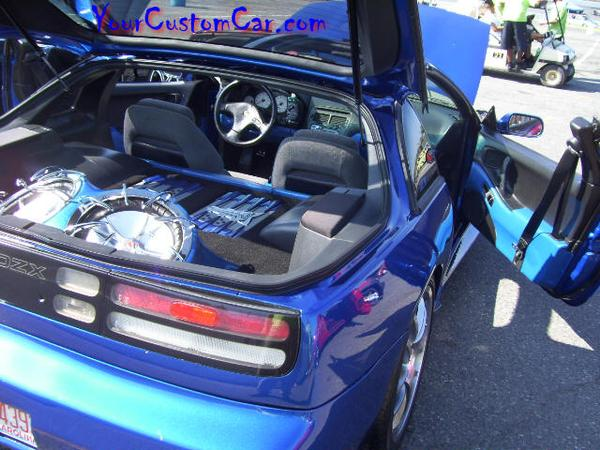 Team Chozen Custom Car Club